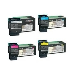 Lexmark C540H1MG Return Toner magenta