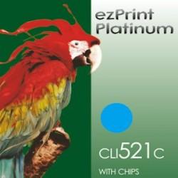 Platinum CLI-521C mit Chip kompatible Patrrone