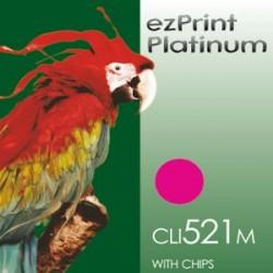 Platinum CLI-521M mit Chip kompatible Patrrone