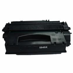Kompatibler Toner zu HP 55A/Canon CRG-724 schwarz