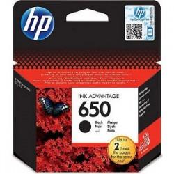 HP Druckkopf mit Tinte Nr 650 schwarz (CZ101AE)