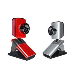 Fametech FM845 rot USB webcam