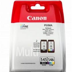 Canon PG-545/CL-546 Tinte schwarz/farbig Multipack (8287B006)