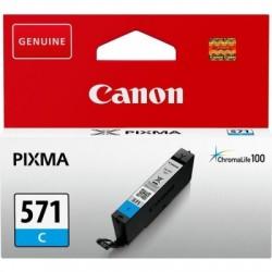 Canon CLI-571C Tinte cyan (0386C001)