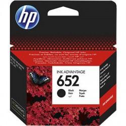 HP Druckkopf mit Tinte Nr 652 schwarz (F6V25AE)