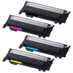 Kompatibler Toner zu Samsung CLT-Y404S gelb