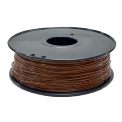 PLA Filament 1000g 1.75mm braun