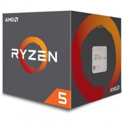AMD Ryzen 5 1600X, 6x 3.60GHz, boxed ohne Kühler (YD160XBCAEWOF)