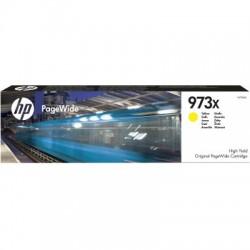 HP 973X Tinte gelb (F6T83AE)