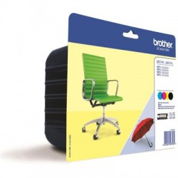 Brother LC229XL Tinte Value Pack (LC229XLVALBPDR)