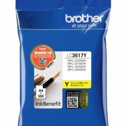 Brother LC3617Y
