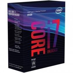 Intel Core i7-8700K, 6x 3.70GHz, boxed ohne Kühler (BX80684I78700K)