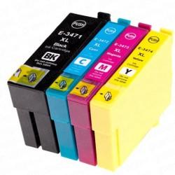 Kompatible Tinte zu Epson 34 XL cyan