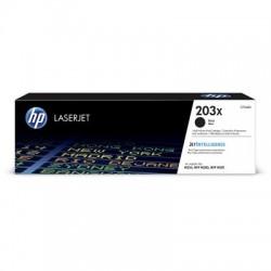 HP Toner 203X schwarz hohe Kapazität (CF540X)