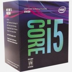 B.WARE Intel Core i5-8600K, 6x 3.60GHz, boxed ohne Kühler (BX80684I58600K)