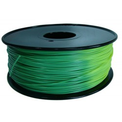 3D Filament 1,75 mm Tempshift grün zu gelb 1000g