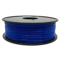 3D Filament 1,75 mm PLA TRANS blau 1000g