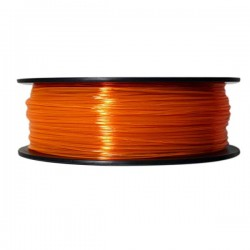 3D Filament 1,75 mm PLA FLUORES orange 1000g