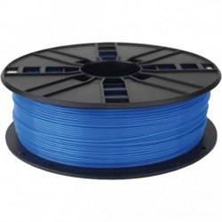 3D filament 1,75 mm PC FLUORES blau 1000g