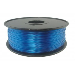 3D filament 1,75 mm PC blau 1000g