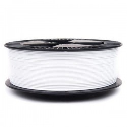 3D Filament 1,75 mm Light Change weiß - blau 1000g