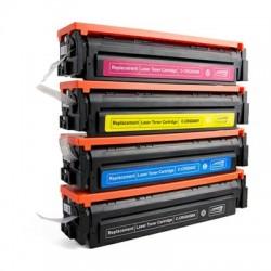Kompatibler Toner zu Canon 046H Rainbow Kit