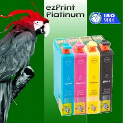 T1812,3,4 C+M+Y Multipack ezPrint