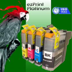 Kompatible Tinte zu Brother LC123VAL Value Pack