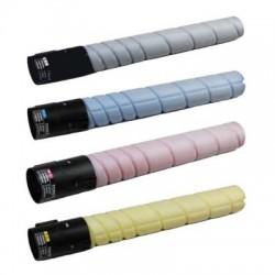 Kompatibler Toner zu Konica Minolta TN-321K Rainbow Kit