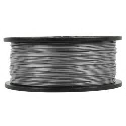 3D filament 1,75 mm TPU rubber gummi grau 800g