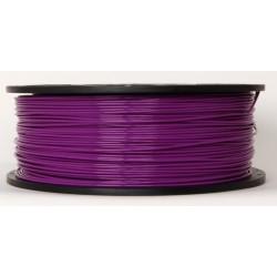 3D filament 1,75 mm TPU+TPE rubber gummi purpur 1000g