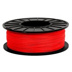 3D filament 1,75 mm TPU+TPE rubber gummi rot 1000g