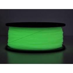 3D Filament ABS 1,75 mm Nachtleuchtend grün 1000g