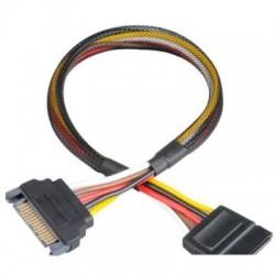 Akasa SATA-Kabel 0.3m (AK-CBPW04-30)