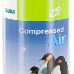 4World Druckluft-Spray  (400ml) /04158/