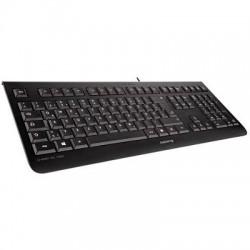 Cherry KC 1000 schwarz, USB, DE (JK-0800DE-2)