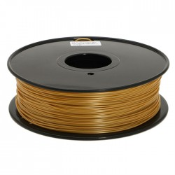 PLA Filament 1000g 1.75mm gold