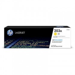 HP Toner 203A gelb (CF542A)