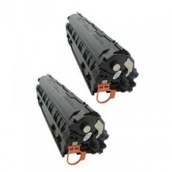 Kompatibler Toner zu HP 83X Doppelpack schwarz CF283XD EU REF SPEC kompatibler Toner