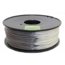 3D Filament 1,75 mm PLA Tempshift grau zu weiß 1000g 1kg