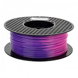 3D Filament 1,75 mm Tempshift lila zu rosa 1000g