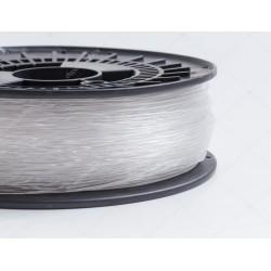 3D Filament 1,75 mm PETG klar 800g