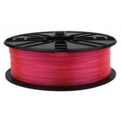 3D Filament 1,75 mm PLA TRANS rosa 1000g