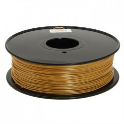 T-PLA (6x härter) Filament 1000g 1.75mm gold