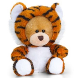Keel Toys Pipp The Bear als Tiger verkleidet 14cm Bár