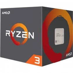 AMD Ryzen 3 3200G, 4x 3.60GHz, boxed (YD3200C5FHBOX)