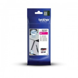 Brother Tinte LC3237M magenta