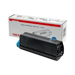OKI C3100 cyan original Toner