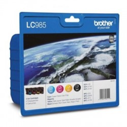 Brother LC1280XL Tinte Value Pack (LC1280XLVALBPDR)
