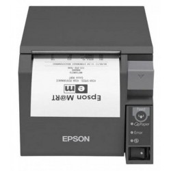 Epson TM-T70II USB/seriell, dunkelgrau, UK (C31CD38032A0)